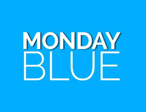 """¿A qué se refiere blue """"Blue Monday""""?"""