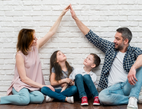 ¿Cómo enfrentarnos a momentos de estrés y confinamiento con nuestros hijos?